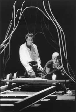 Didier Ruiz et Françoise Galais - © M.Ginot