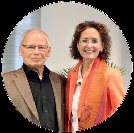 Dr. Gerd Werding und Dorothea Soffner