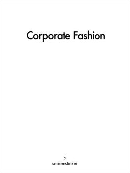Katalog Corporate Wear