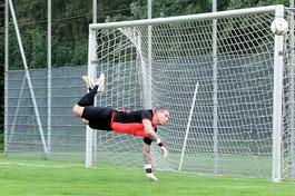 """""""MAN OF THE MATCH"""" 2014 BEIM SPIEL DES JAHRES: REITER Bernhard (FC WISSENSCHAFT) Bild:  Leo Kral"""