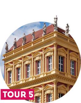 итальянский дворец в Потсдаме