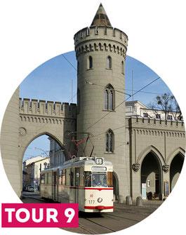 Historical Tramway Tours Potsdam