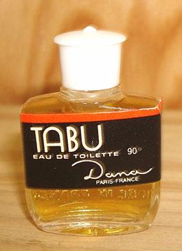 DANA - TABU EAU DE TOILETTE 90°