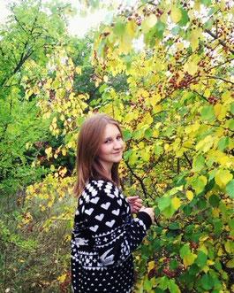 """РУХЛЯДА КСЕНИЯ - ученица 11""""Л1"""" класса.Молодая энергичная особа, которая ищет приключений и мечтает о том, чтобы правда восторжествовала!"""