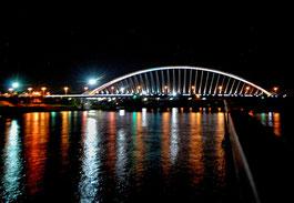 09. August 2015 - Lichter der Nacht (Donau)