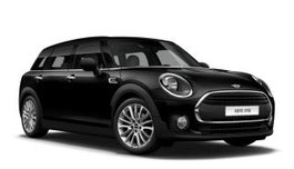 MINI Blackyard Clubman