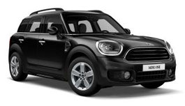 MINI Blackyard Countryman