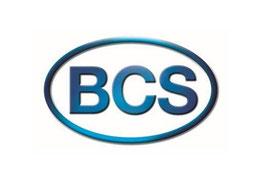 BCS Tractors logo