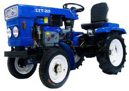 Garden Scout GS-T12 Tractor