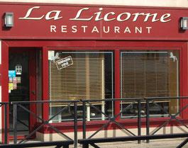 Restaurant La Licorne Beynes