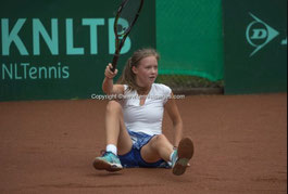 Falling tennis picture