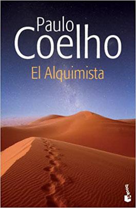 El Alquimista de Paulo Coelho - Top 10 Que libros leer en un viaje