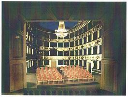 Bühnenbildentwurf Thaddeus Strassberger