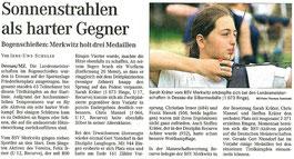 Artikel - LM in Dessau 2006 - BSV Merkwitz