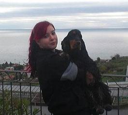 Io e il mio tesoro Johnny (inverno 2012)