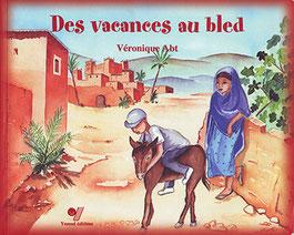 couverture livre des vacances au bled Véronique Abt