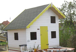 Kinderhaus Stelzenhaus Holzhaus