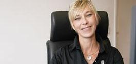 Bärbel Christine Kemna  Geschäftsführerin