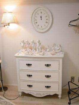 白いフランス家具・現品セール品