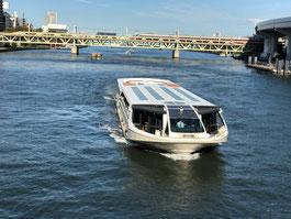 Tokyo cruise Ferry