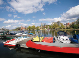 Incentives in Werder / Havel