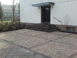 Eingangsbereich Einfamilienhaus