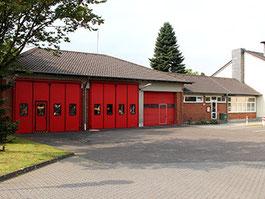 Feuerwerhrgerätehaus Sankt Augustin