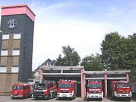 Feuerwehrgerätehaus FF Lev-Schlebusch