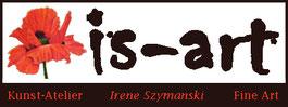 Logo_is-art - Irene Szymanski
