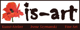 Logo is-art - Irene Szymanski