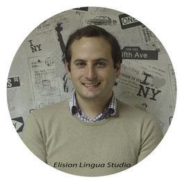David L. преподаватель носитель английского языка