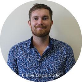Jack  репетитор носитель английского языка из Австралии