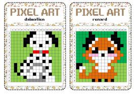 Atelier Libre Pixel Art Fiches De Préparations Cycle1