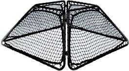 But ou cadre de Tchoukball avec 4 faces pour plus d'activités de Tchoukball. Matériel de Tchouk à acheter à prix discount.