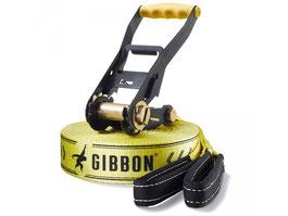 Slackline Gibbon à acheter pas cher. Matériel sportif slackline Gibbon enfants pour slack line.