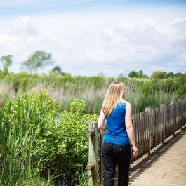 Le Teich Vacances , Bassin Arcachon Tourisme -  A pied, en liberté