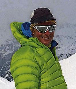 Alpinist Andreas Schweizer lebt die Selbstbeschränkung. (Bild: pd)