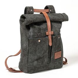 Backpack No.I - Jet Black