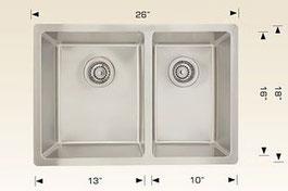 bosco undermount kitchen sink 208020