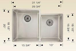 bosco kitchen sink 208014