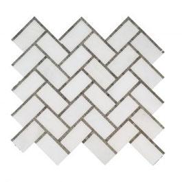 backsplash tile - KINSWAY HERRINGBONE