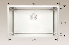 bosco  undermount kitchen sink 202220