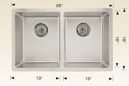 bosco kitchen sink 208022