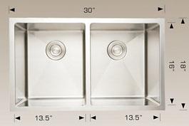 bosco  undermount kitchen sink 203319