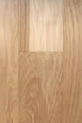 Engineered Hardwood  Hickory Natural