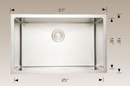 bosco  undermount kitchen sink 202218