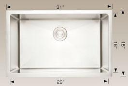 bosco  undermount kitchen sink 202230