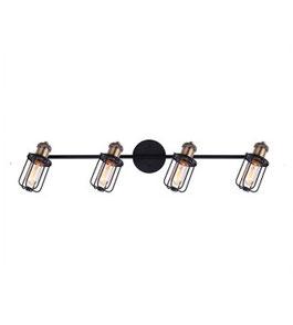 VOX - Canarm Track Light IT704A04BKG