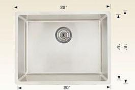 bosco undermount kitchen sink 208018