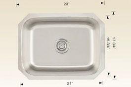 bosco  undermount kitchen sink 207033
